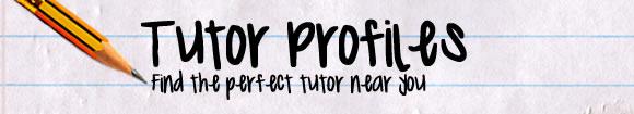 TutorProfiles.com - Find the perfect tutor near you!